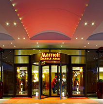London Marriott Hotel, <br />Marble Arch, London