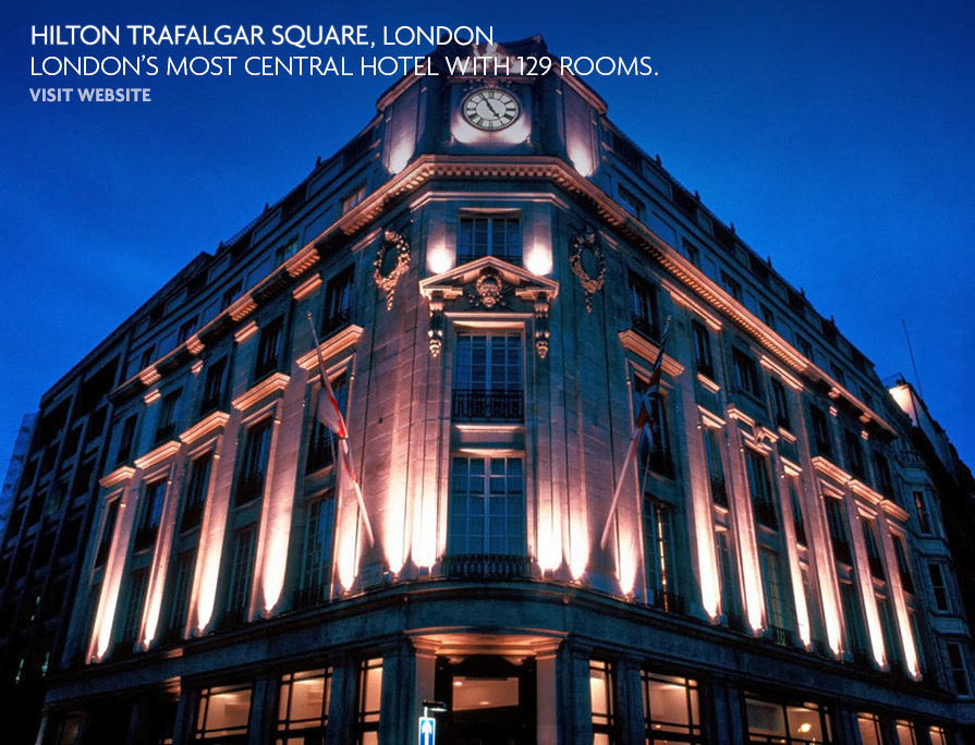 Hilton Trafalgar Square London L R London And Regional Propertiesl R London And