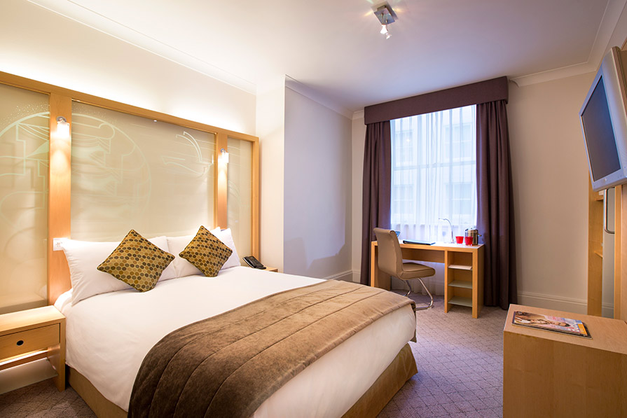Cumberland Hotel London Rooms