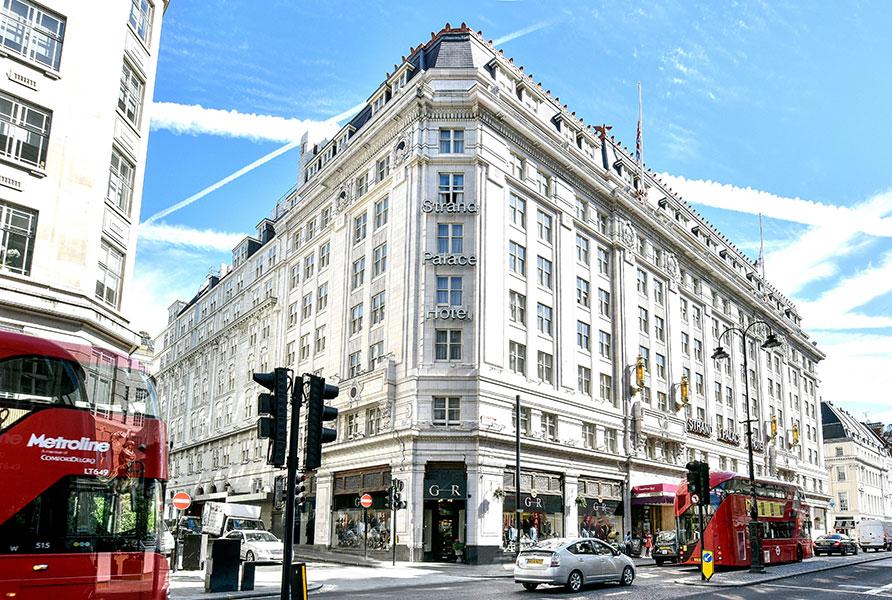 Strand Palace Hotel, London