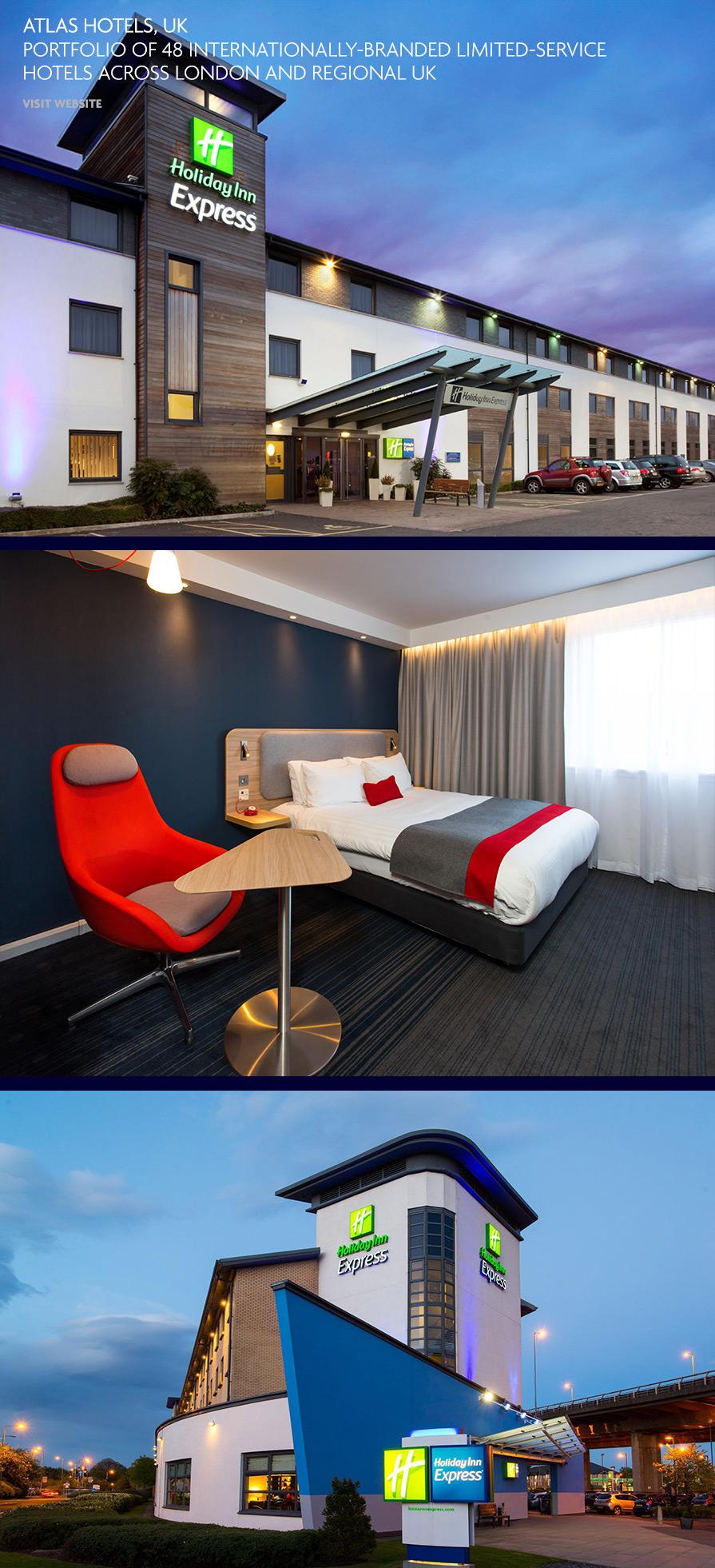Atlas Hotels, UK