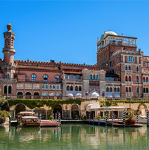 Hotel Excelsior, Venice